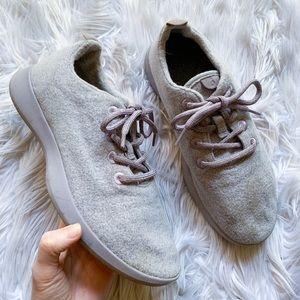 Allbirds Limited Edition Kotare Lavender Wool Shoe